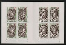 France Stamp 1979 SG XSB29  Red Cross Booklet  Unmounted Mint MNH