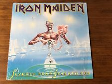 IRON MAIDEN SEVENTH SON OF A SEVENTH SON ORIGINAL LP IN SHRINK ~ 1988