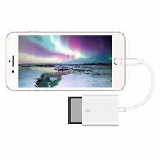 SD Card Camera Reader Adapter Trail Game Camera Card Viewer Reader iPhone/iPad