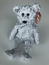 TY Beanie Babies Collection The Beginning Bear DOB January 1, 2000 MWMT
