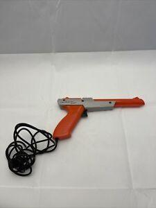Nintendo RED OEM NES Zapper Blaster Light Gun For Nintendo Vintage TESTED/WORKS