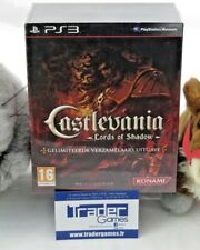 Castlevania Lords of Shadow Collector's Edition Rare PS3 New/Neuf version NL