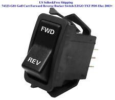 US 74323-g01 Golf Cart Forward Reverse Interruttore a bilanciere ezgo TXT PDS
