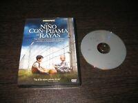 Il Bambino Con Pigiama De Strisce DVD Vera Farmiga David Thewlis Rupert Friend