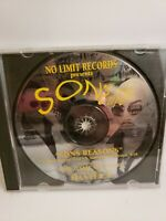 "Sons of Funk ""Sons Reasons"" No Limit Records Promo CD"