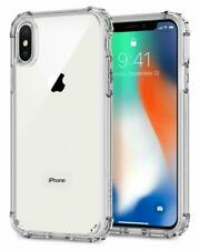 Spigen Crystal Shell Bumper Case for iPhone X - Crystal Clear