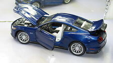 2015 Mustang Gt Coupe Deep Impact Blue New In Box!