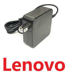New Genuine Lenovo 65W Charger AC Adapter Ideapad Flex 5 14IIL05 81X10000US 81X1