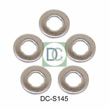 Volvo S40 D3 Common Rail Diesel Fuel Injector Washers / Seals Pack of 5