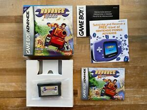 Advance Wars - Complete US GBA version