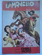 IL MONELLO ANNO 1972 N° 8  figurine