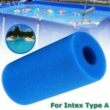 Us Reusable Swimming Pool Filter Washable Foam Sponge Cartridge For Intex Type A