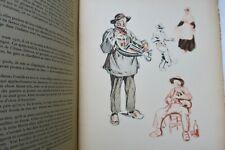 Pourrat ceux d'Auvergne -  types et costumes 1928