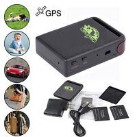 Mini SPY Vehicle GSM GPRS GPS Tracker Car Vehicle Tracking Locator Device TK102B