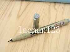 Superior Multicolor Soft Brush Needle Pen For Cartoon color brush Painting pen