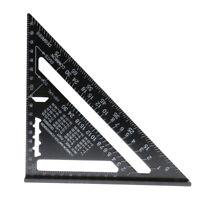 Équerres de charpentier Triangle Règle Carré Outil Mesure