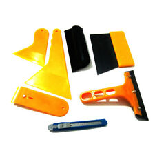 Car Window Tint Tools Kit Auto Film Tinting Scraper Application Installation7pc