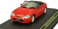 FIRST: 43 1/43 Suzuki cappuccino open-top 1991 Red finished product