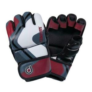 Open Palm Fight Gloves MMA Men's Mixed Martial Arts Sparring Training Kickbox