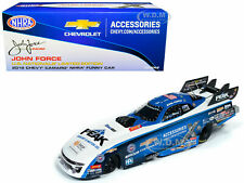 JOHN FORCE 2019 PEAK US NATIONALS NHRA FUNNY CAR 1/24 SCALE IN STOCK FREE SHIP