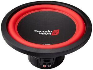 "New Cerwin-Vega V152Dv2 V152-DV2 1500 W 15"" Dual 2 Ohm Car Audio Subwoofer DVC"