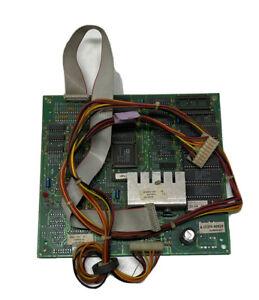 MORTAL KOMBAT 2 PCB JAMMA ARCADE SOUND BOARD AND WIRING HARNESS