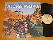 "70s Rock Lp - Village People - Casablanca 7118 - ""Cruisin' """