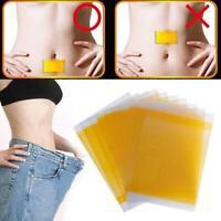 50pcs chinesische Medizin Slim Patch Diät Gewichtsverlust Detox Klebepad Fettver