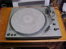 Technics Sl-1600 Direct Drive Turntable (working)
