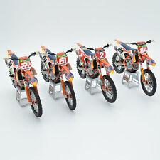 RedBull KTM Motocross Replica Toy Model Bike - Cairoli Prado Herlings Webb