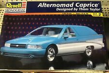 REVELL 85-7640 ALTERNOMAD CHEVY CAPRICE STATION WAGON 1/25 MODEL CAR MOUNTAI Nib