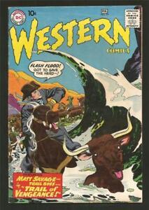 Western Comics #79, Feb. 1960