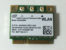 Dell 4W00N Intel Centrino Ultimate N 6300 Wireless PCI Express Half Height Card