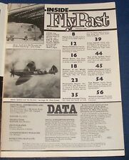 FLYPAST MAGAZINE FEBRUARY 1986 - RAF'S LIVING LEGENDS/PROJECT HARPOON