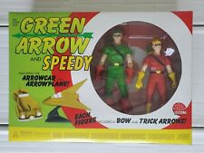 DC Direct Deluxe Green Arrow and Speedy Figure Set