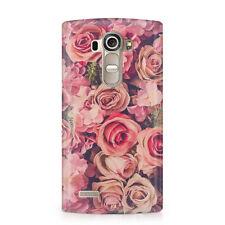 Fundas y carcasas mate de color principal rosa para teléfonos móviles y PDAs LG