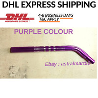 BMX Alloy Seatpost Diameter 25.4mm BMX bicycle Old School freestyle PURPLE COLOR