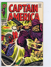 Captain America #108 Marvel 1968