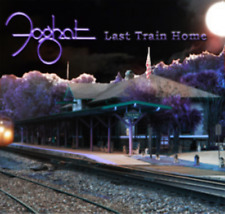 "***FOGHAT ""Last Train Home"" DOUBLE LP Set - Blue Vinyl"