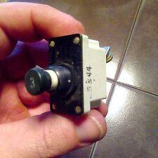 Klixon 3 Amp Circuit Breaker 7271-8-3