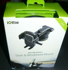NEW iOttie Easy One Touch 4 Dash & Windshield Mount Smartphone, GPS