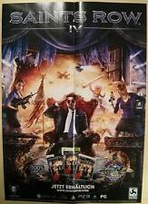 Saints Row IV Poster Plakat ca. 42x60cm ✰NEU✰