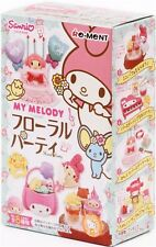 Re-Ment My Melody Flower Party miniature blind box (1 box)