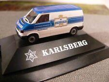 1/87 Herpa VW T4 Kasten Karlsberg Bier Sondermodell Reinhardt