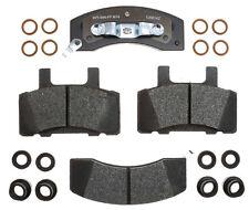 Raybestos MGD370MH Front Semi Metallic Brake Pads