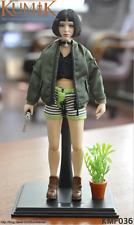 KUMIK Classic movie Léon Mathilda Natalie Portman w/ Teenager Body 1/6 Figure