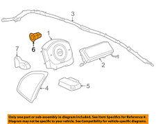 Chevrolet GM OEM 04-05 Malibu Airbag Air Bag SRS-Front Impact Sensor 10367112