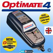 OptiMate 4 Motorcycle Motorbike Battery Charger Optimiser 12v Can-bus