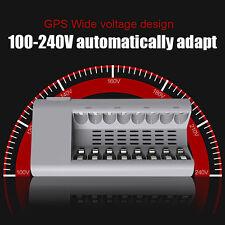 Hot V8 Super Cargador NiMH Red Cargador de Batería para Pilas AA AAA NiMh
