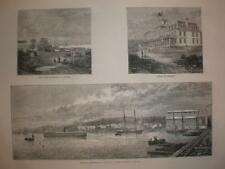 Duluth Minnesota USA prints 1871